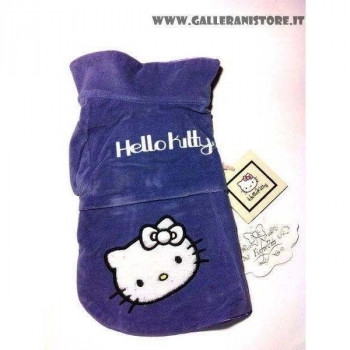 Cappotto per cani HELLO KITTY Viola - FIX FOR PETS