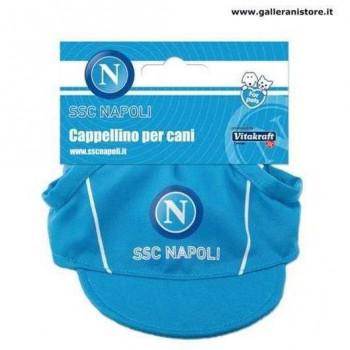 CAPPELLINO ufficiale del Napoli per cani - Squadre di calcio Serie A