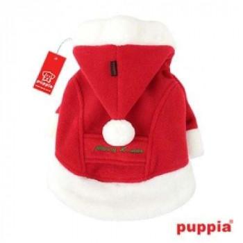 Cappottino Babbo Natale per cani  Santa Coat Red PUPPIA