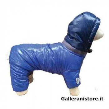 Piumino Cool Dog 4 zampe per cani - Fuss Dog