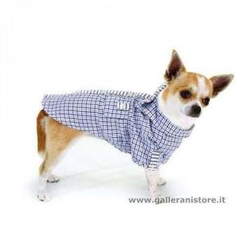 T-Shirt CHECKERED per cani - Croci Caniamici