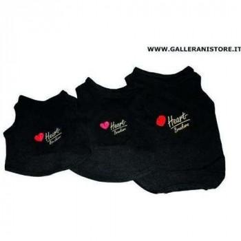 T-Shirt per cani Cottonley - Heart Breakers