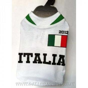 Maglietta per cani ITALIA Calcio