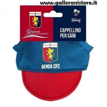 CAPPELLINO ufficiale GENOA per cani - Squadre di calcio Serie A