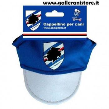 CAPPELLINO ufficiale SAMPDORIA per cani - Squadre di calcio Serie A