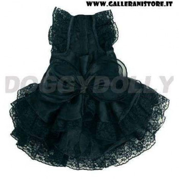 Vestitino da cerimonia Black Formal per cani - Doggy Dolly