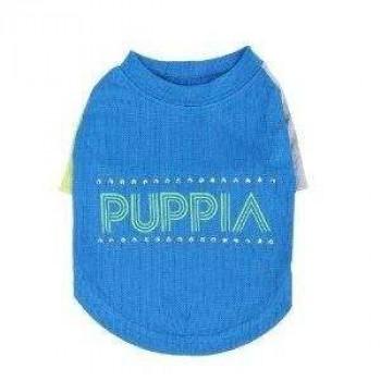 Maglietta Nimble Azzurra M per cani - PUPPIA