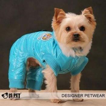 Tuta completa Colorado Azzurra M per cani