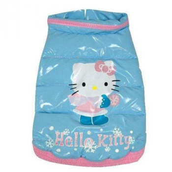 Winter Bomber per cani - HELLO KITTY